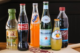 Soda from Mexico with Real Sugar