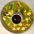 Spicy and Sour Chicken Soup