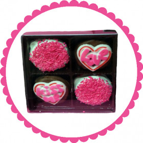 Lovestruck 4 Way Oreo Gift Box