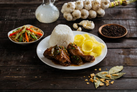 Classic Chicken Adobo