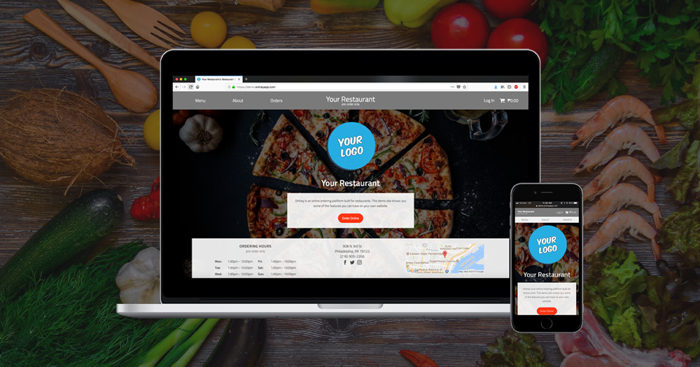 Ontray Online Food Ordering System For Restaurants | Ontray