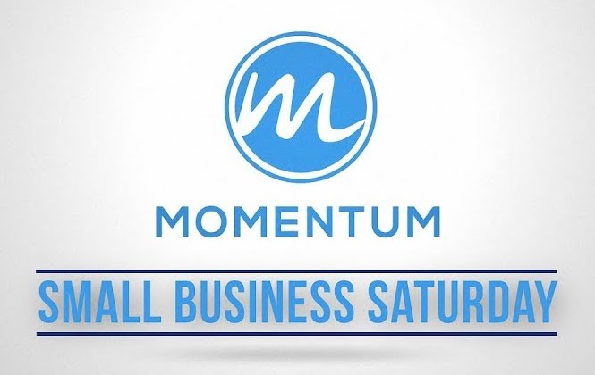 Momentum Digital Small Business Saturday Features Ontray