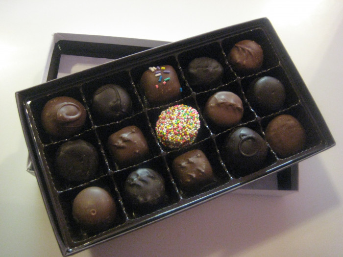 1 LB Assorted Gourmet Chocolates