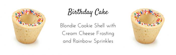 Birthday Cake (Box of 48)