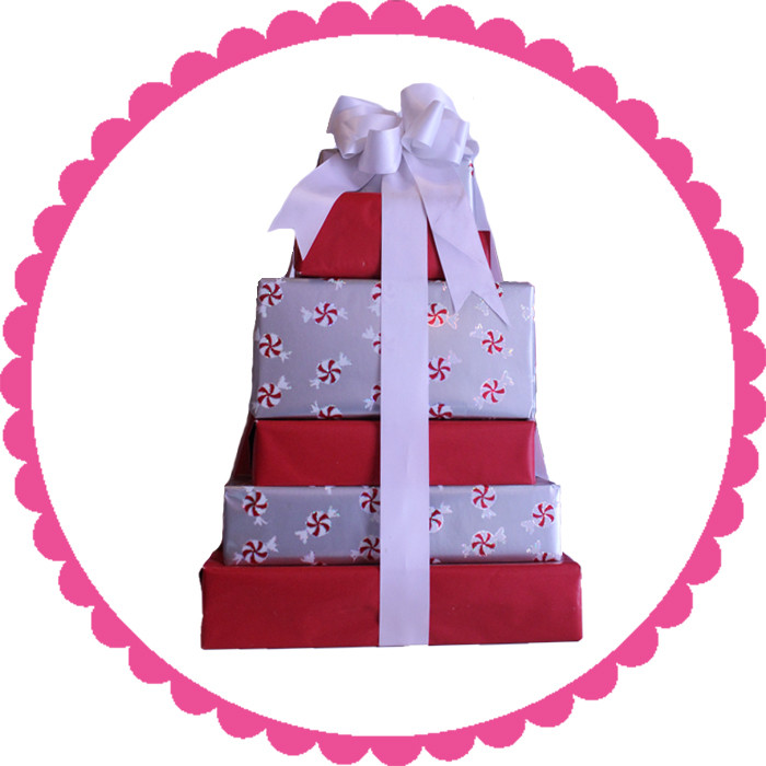 Gift Tower 8