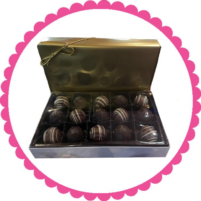 Assorted Gourmet Truffle Gift Box