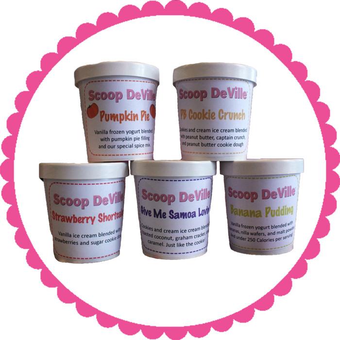 Ice Cream Pints