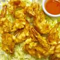 12 Piece Fried Shrimp Tempura