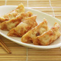 Chicken Pot Stickers (Gyoza)