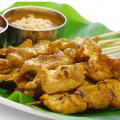 Chicken Sa-tay