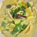 Green Curry (Kang Keo Wharn)