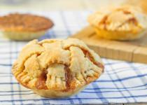 Sugar-Free Mini American Apple Pie