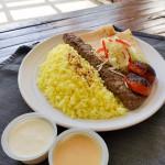 Beef Kabab (Koobideh)