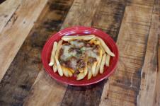 Chili Con Carne Fries
