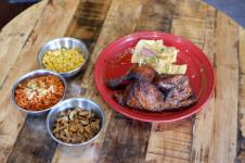 Half Gringo Southern Spice Chicken w/ (3) sides