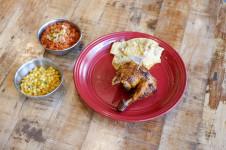Quarter Gringo Original Chicken w/ (2) sides