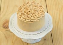 Mocha Buttercreme Cake