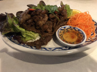 BBQ Pork ( Moo Yang)