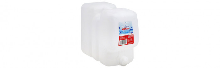 2.5 Gallon Refreshe Spring Water