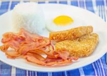Bacon, Egg, and Hashbrown