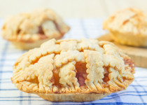 Sugar-Free Mini American Apple Pie
