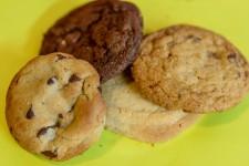 4 Assorted Cookies