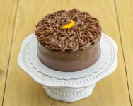 Chocolate Swirl Banana Cake