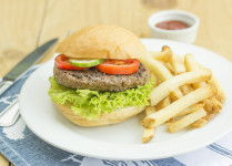 Grilled Sirloin Burger