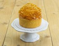 Rum Butter Cupcake
