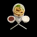 Salt & Pepper Calamari (3334kj)