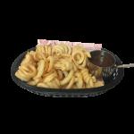 Hog's Curly Fries(V)(2192kj)