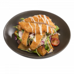 Chicken & Ranch Salad (4292kJ)