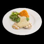 Chicken Dijonnaise (5378kJ)