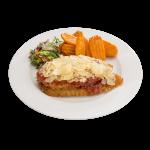 Parmigiana Chicken (4589kJ)