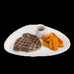 300g Rump Steak (2888kJ)