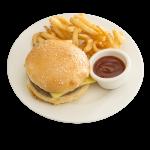 Kids  Burger (4152kJ)