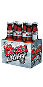 Coors Six pack