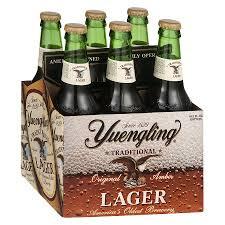 Yuengling Six Pack