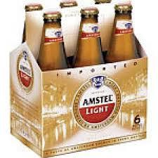 Amstel Light Six Pack