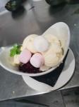 Eton Smash Ice Cream Sundae- Berries, Meringue, Marshmallow, Cream