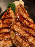 Skin Free Char Grilled Chicken Breasts