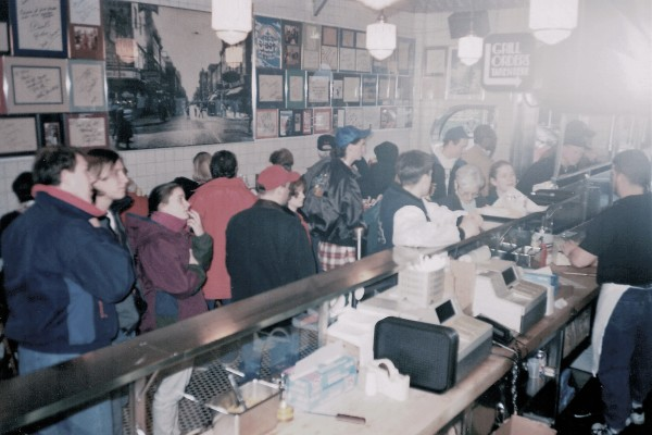 Line Thanksgiving 1978