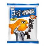 peacock fish cracker -original