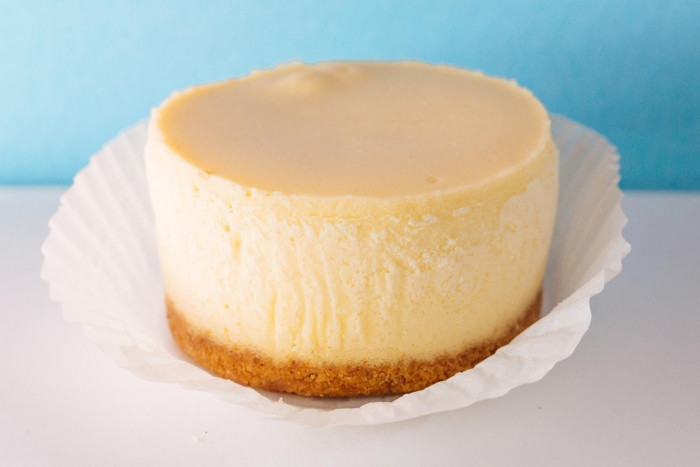 Personal NY Cheesecake