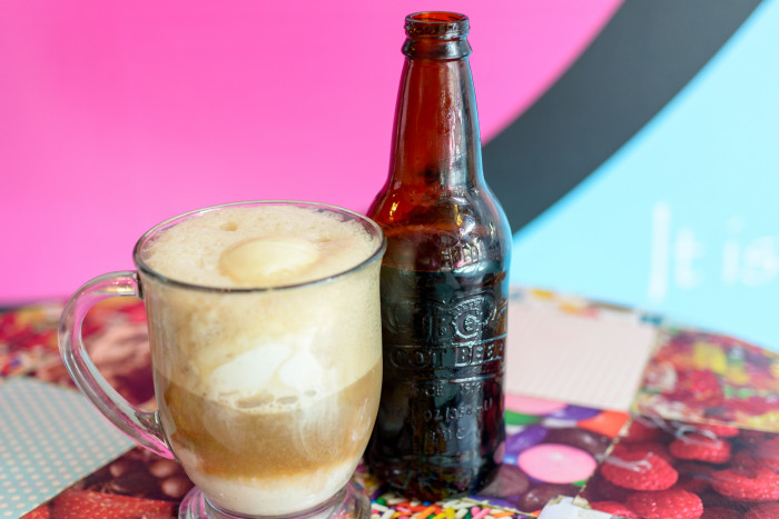 Root Beer Floats