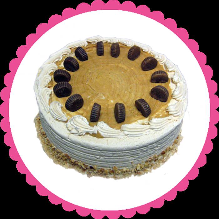 Chocolate Reese's Torte