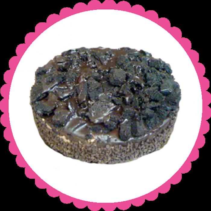 Blackout Mousse Cake